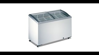 Перекупка холодильного оборудования. Ларь Caravell.