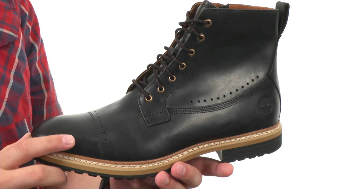 Timberland West Haven 6 Quot Side Zip Boot Sku 8553358 Youtube