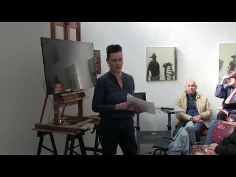 Artist Talk : Anne Ryan 'The Cowboy Paintings'