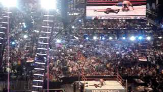 WrestleMania 24 Undertaker vs Edge part 3