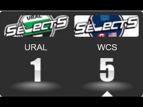 Ural Selects - West Coast Selects, 1-5