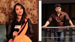 my favourite actor is ilayathalapathi vijay reveals actress shivangi