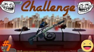 Strike Force Heroes 2 - Challenge #1