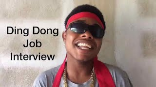 Ding Dong Job Interview | @nitro__immortal