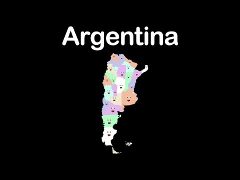 Argentina Geography/Country Of Argentina