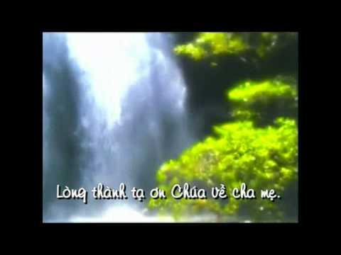 Bài hát NGHĨA MẸ TÌNH CHA - Sáng tác: THI THIÊN - T.bày: LINH ÂN (BH Cơ Đốc)