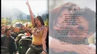 Jiya Re - Karaoke - Jab Tak Hai Jaan - [SRI]