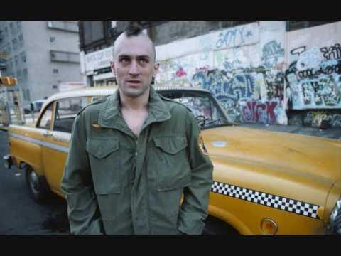 Taxi Driver Theme - Bernard Herrmann - David Blume mp3