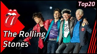 The Rolling Stones - Top20