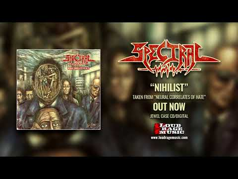 Spectral - Nihilist (Official Track feat. Christian Muenzner)