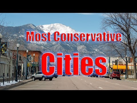 Top 10 Most Conservative Cities In The United States. Anaheim Is No More.