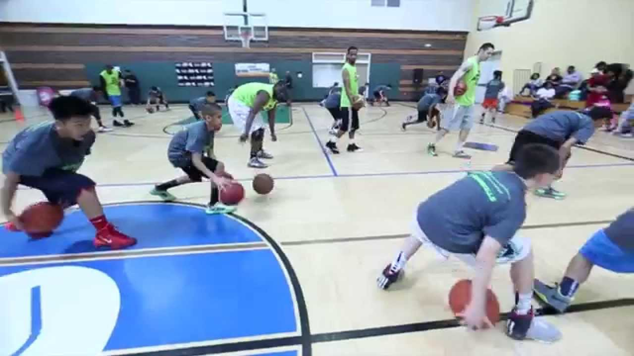 Basketball Training: SkillsFactory OutWork Clinic # ...