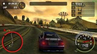 Need for Speed - Most Wanted 5-1-0 (Race 2)