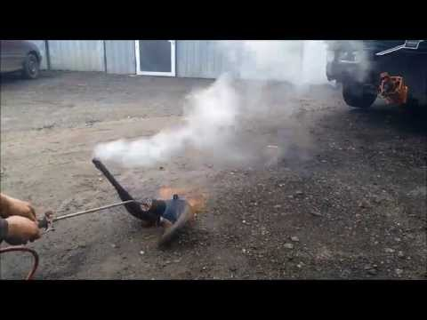 How Cleaning Your 2 Stroke Pipe