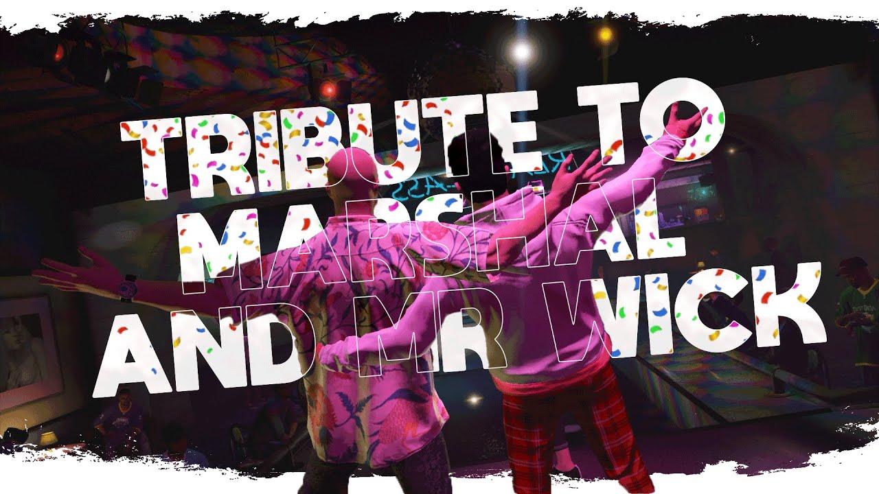Download TRIBUTE TO @MARSHAL GAMING &  @MRWICK YT (GTA V Cinematic)
