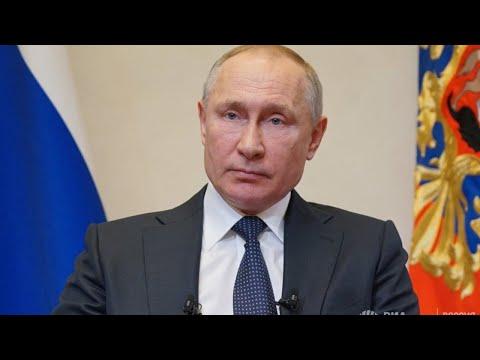 Встреча Путина с предпринимателями