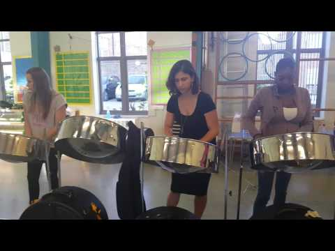 Bonnie and Clyde  - Pan Nation Adult Intermediate Band Practise