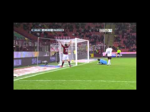 Robinho - AC Milan 2010/2011 - All Goals - Part 1
