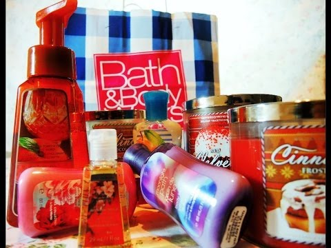 Bath and Body Works Haul from YouTube · Duration:  6 minutes 4 seconds
