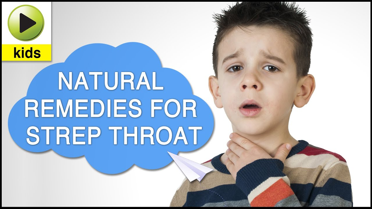 Pharyngitis in a child: 4 ways to cure a throat