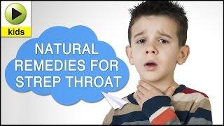 Kids Health Strep Throat