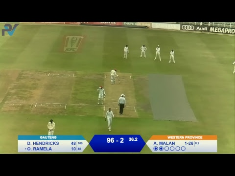 CSA 3 Day (Gauteng vs Western Province) Day 2-Part 1