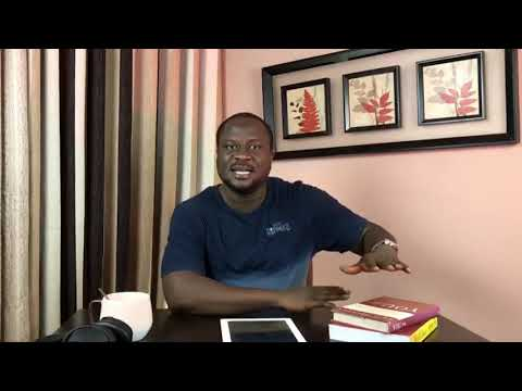 Vertical Living with Pastor Muyiwa Areo - Episode 1
