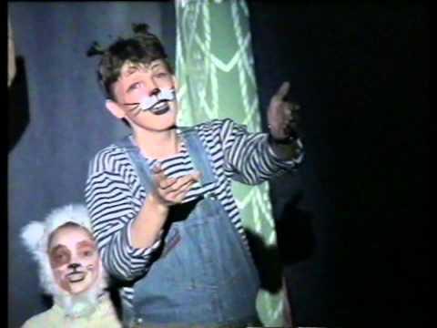 Спектакль «До свидания, Овраг», 1999