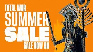 Total War Summer Sale - What Is Total War Warhammer?