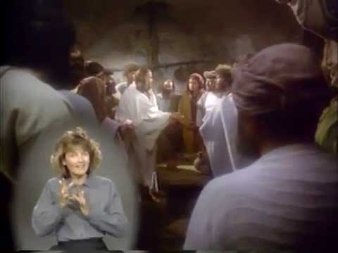 The Jesus Film (1979) in American Sign Language
