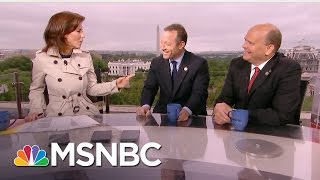 This Is A Two State Solution. | Stephanie Ruhle | MSNBC