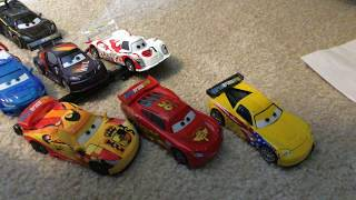Cars 2 Stop Motion