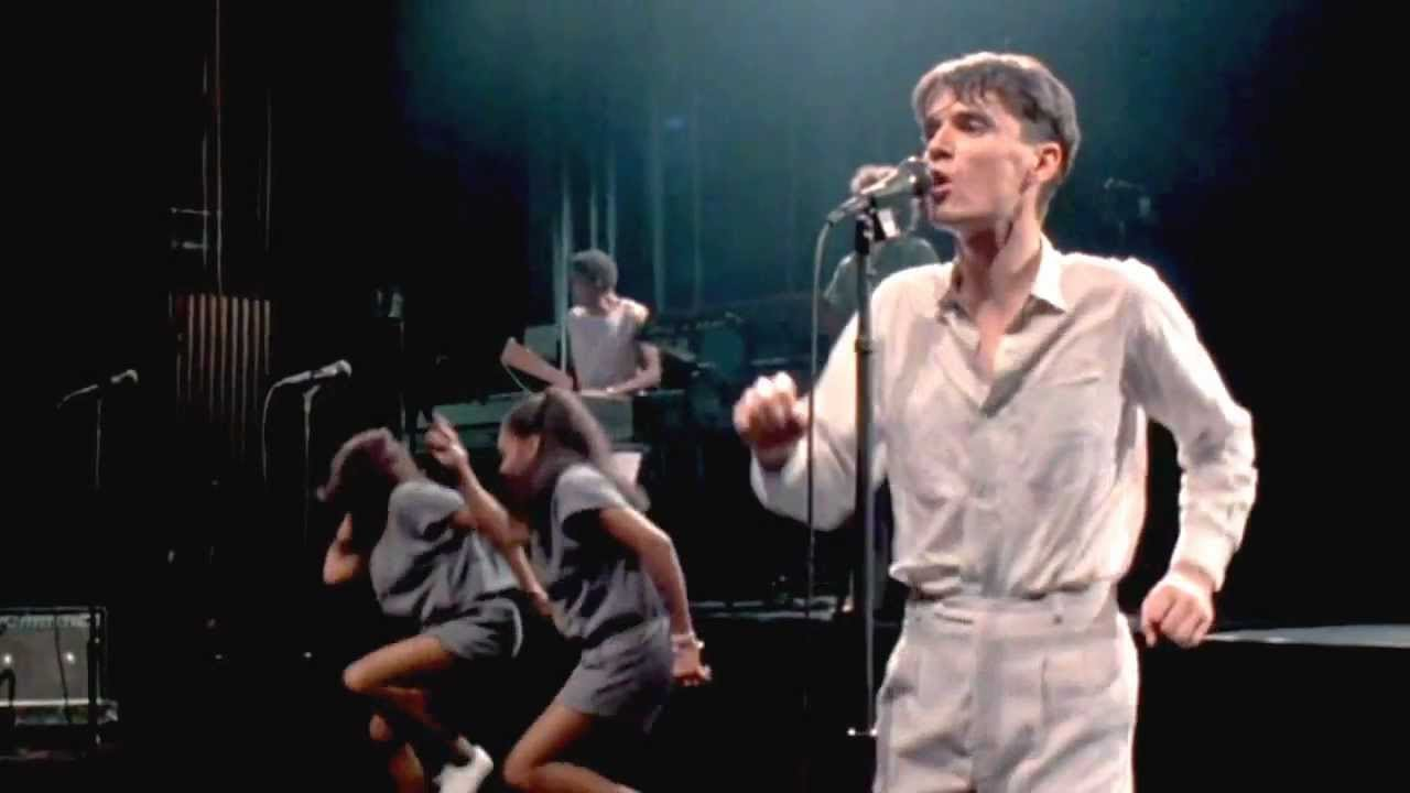 Talking Heads Life During Wartime This Aint No Party