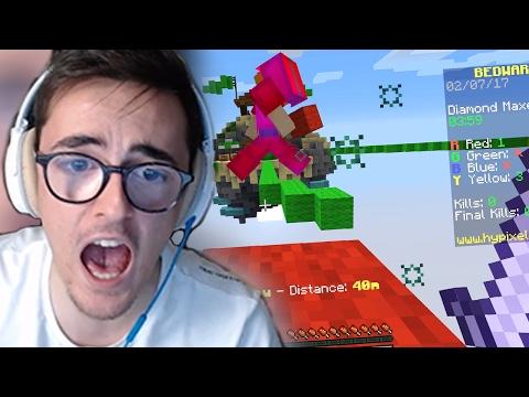 QUESTA E' SPARTA! - Minecraft Bedwars