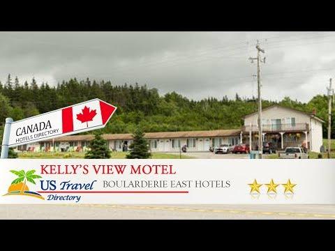 Kelly's View Motel - Boularderie East Hotels, Canada