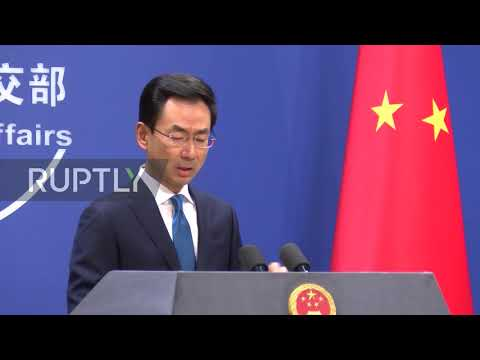 China: Beijing Vows Retaliation After Trump Signs HK Democracy Act Into Law