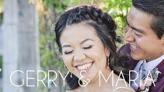 Sandstone Vineyards Wedding | Boise Idaho | Gerry & Maria
