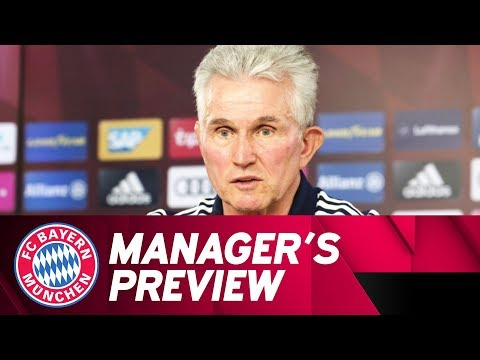 Fc bayern manager's preview w/ jupp heynckes | dfb cup: leverkusen - fc bayern | #b04fcb | relive