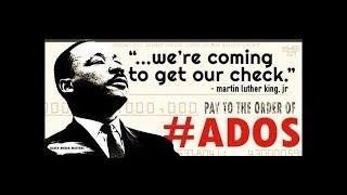 THE WAR ON ''ADOS'' STAND FIRM OR STEP OFF