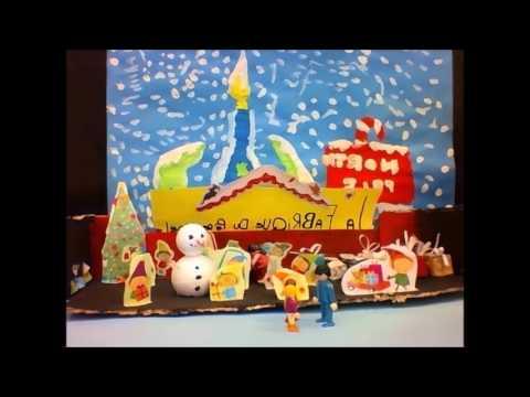 Le Père-Noël est en prison CM1b Vallois