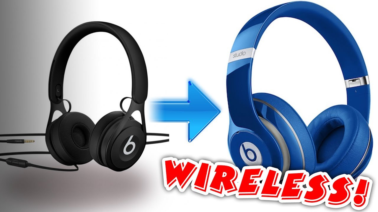 1b0553f61ae9b3 Trasformare ogni Cuffia o Auricolare in WIRELESS! - YouTube