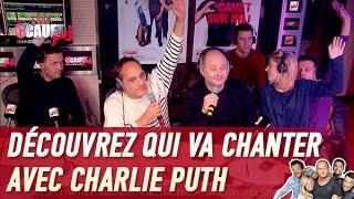 Découvrez qui va chanter avec Charlie Puth - C'Cauet sur NRJ