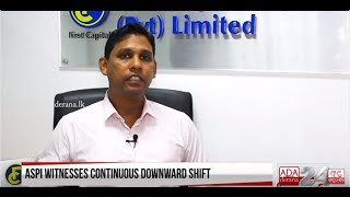 Dimantha Mathew, at First Capital commenting on the bond and stock market performance -12.02.2020