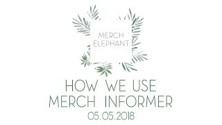 How we Use Merch Informer and Merch Momentum Newsletter To Do Research For Merch By Amazon