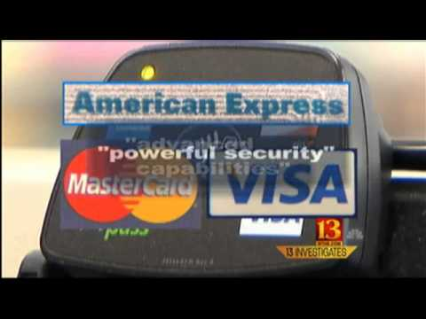 RFID Credit Card Hacking   Is Your Credit Card Safe