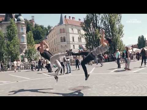 Incredible Parkour U0026 Freerunning   People Are Awesome 2018