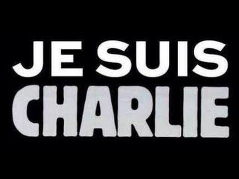 MANIFESTATION JE SUIS CHARLIE SEVERAC LE CHÂTEAU