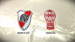 River Plate vs Huracan full match