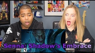 Senna: Shadow's Embrace | Champion Animated Trailer - League of Legends (Jane and JV's REACTION 🔥)