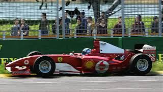F1 Classic | Ferrari F2004 in Australia | Hot Lap 1:23.882 | TV+Onboard